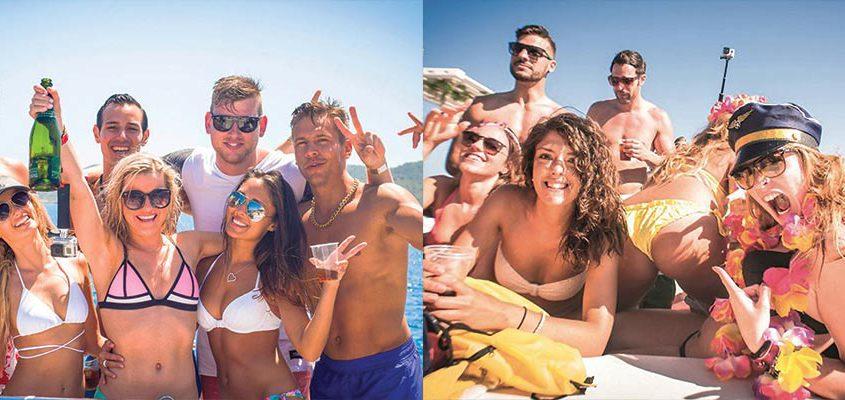 boat party fuik