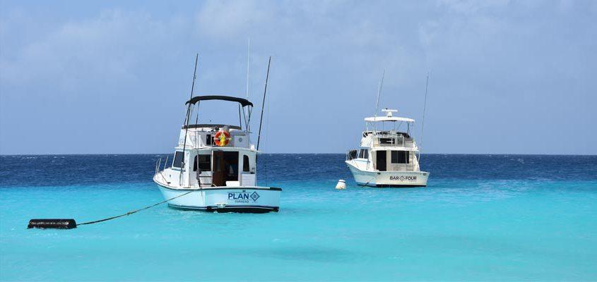 klein curacao trip boats